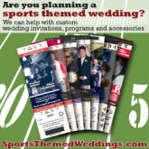 SportsThemedWeddings.com