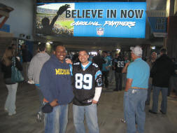 Believe in Now - Carolina Panthers