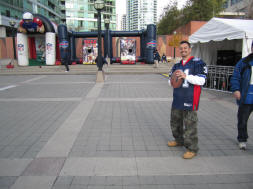 Fan Zone at the Rogers Centre