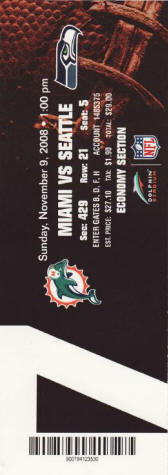 Buy Miami Dolphins Tickets Here!