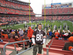 Cleveland Browns Stadium - Quest for 31