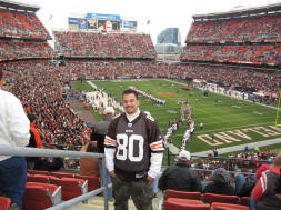 Cleveland Browns Stadium on the Quest for 31