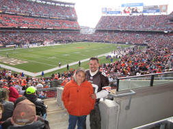 Great Seats at Cleveland Browns Stadium