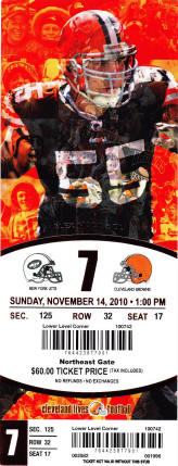 Buy Cheap Cleveland Browns Tickets Here