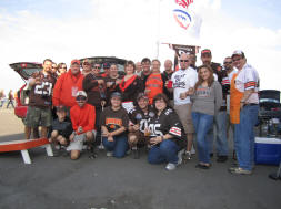 DawgWARDens Tailgating in Cleveland, OH - Quest for 31