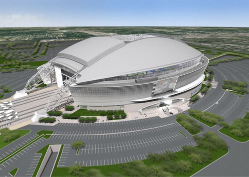 Dallas Cowboys Stadium - Arlington, TX