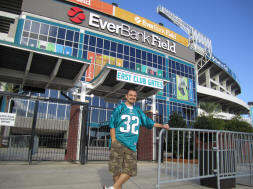 Quest for 31 at Everbank Field