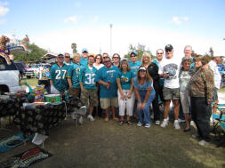Big Cat Tailgating - Jacksonville