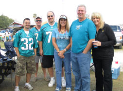 Big Cat Tailgating - Jacksonville, FL