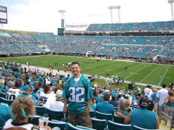 Jacksonville Jaguars - Quest for 31