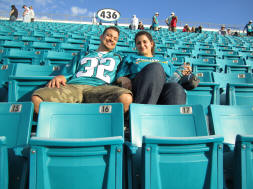 The Upper Deck at EverBank Field