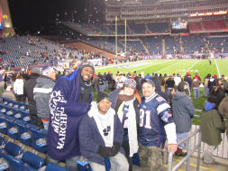 Inside Gillette Stadium on the Quest for 31