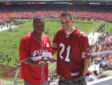 San Francisco 49ers Gameday tickets