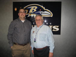 Stadium Tour Crew - Phil and Bernie