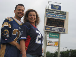 Nfl Football Stadiums Cheap St Louis Rams Tickets