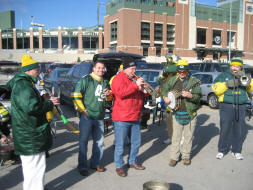 Green Bay Packers Stadium Tour
