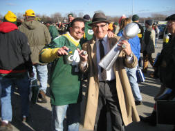Vince Lombardi and I