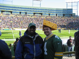 Green Bay Packers Stadium