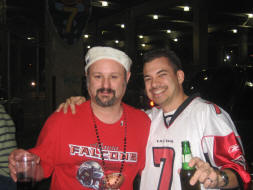 Atlanta Falcons Fanatic, Don