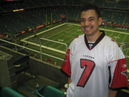 Atlanta Falcons Stadium Tour