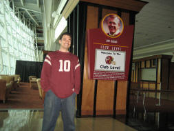 Joe Gibbs Club Level