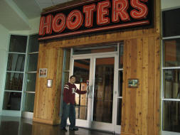 Hooters at FedEx Field