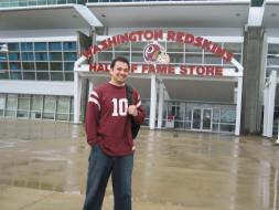 Washington Redskins Pro Shop at FedEx Field