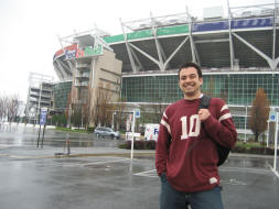 FedEx Field - Home of the Washington Redskins