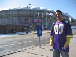 Minneapolis Metrodome