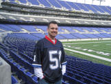 Baltimore Ravens Stadium Tour