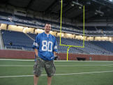 Detroit Lions Stadium Tour