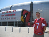 Arizona Cardinals Stadium Tour
