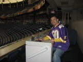 Minnesota Vikings Stadium Tour