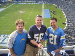 San Diego Charger Staium