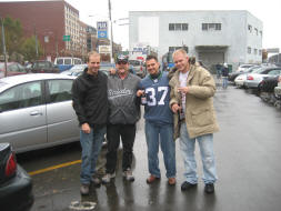 Seattle Seahawks Tailgating