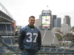 Seattle Seahawks Stadium Tour