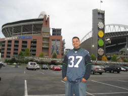 Seattle Seahawks Stadium