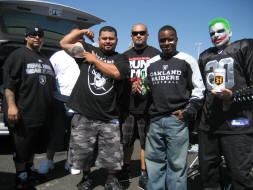 Raider Nation Tailgating