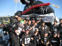 The Dark Side - Oakland Raiders