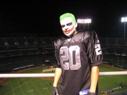 Why so Serious, Raider Nation?