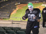 Oakland Raiders McAfee Coliseum