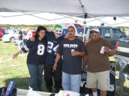 Dallas Texas Tailgating