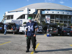 Quest for 31 at Texas Stadium