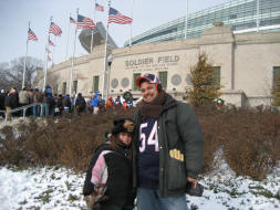 Quest for 31 at Soldier Field