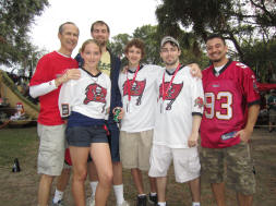 Tailgating - Tampa Bay Buccaneers