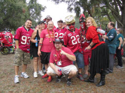 What the Buc Tailgating