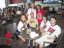 Suite Level - Raymond James Stadium