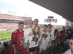 Great Seats - Raymond James Stadium