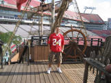 Tampa Bay Buccaneers Stadium Tour
