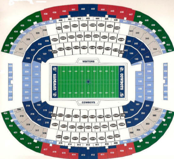 Nfl Football Stadiums Cheap Dallas Cowboys Tickets